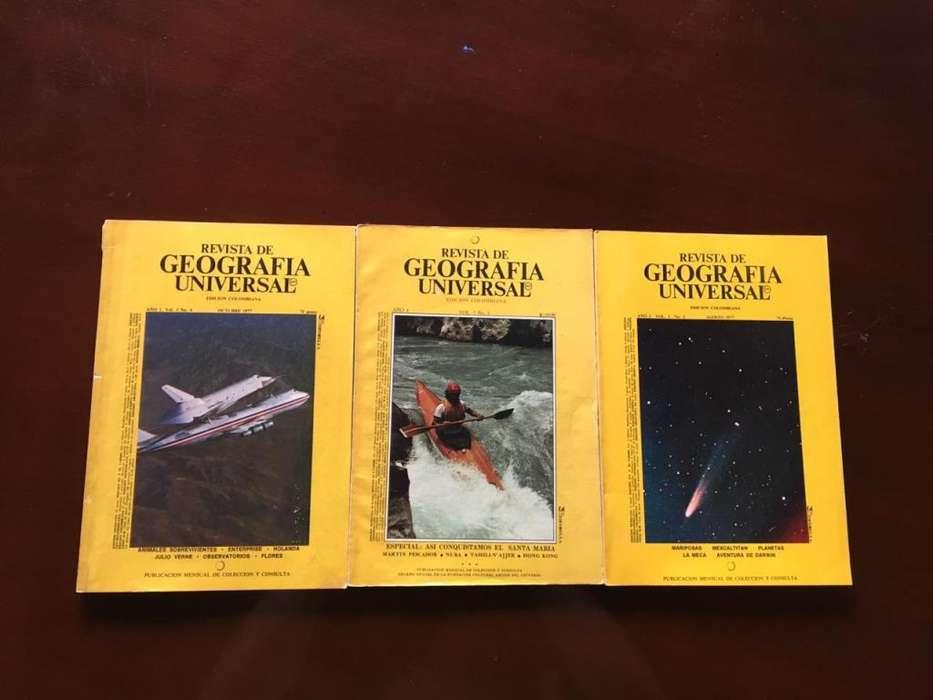 Revistas National Geographic Edición Colombia
