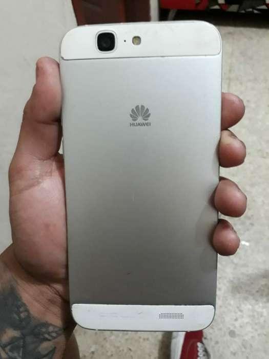 Vendo Cell Huawei G7 16gb