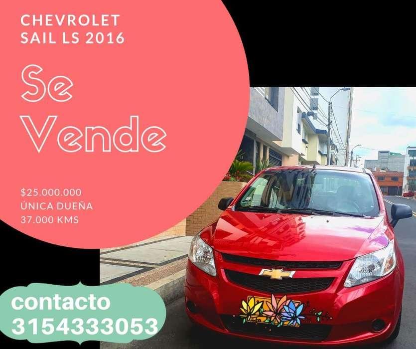 Chevrolet Sail 2016 - 37000 km