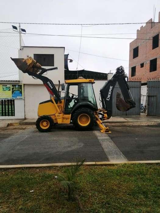 REMATO RETROEXCAVADORA JOHN DEERE 310 SUPER