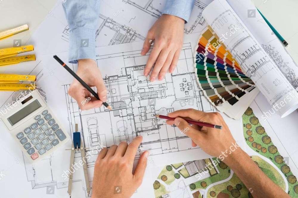 Arquitecto Proyectos Construcciones