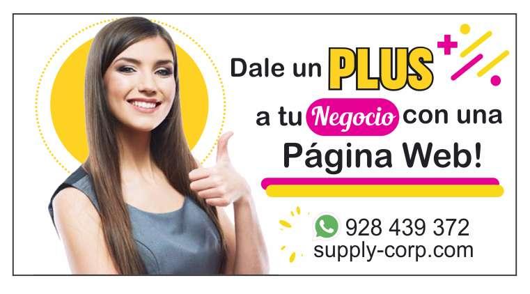 OFERTA PÁGINAS WEB COMPLETAS / DISEÑO WEB EN LIMA PERÚ