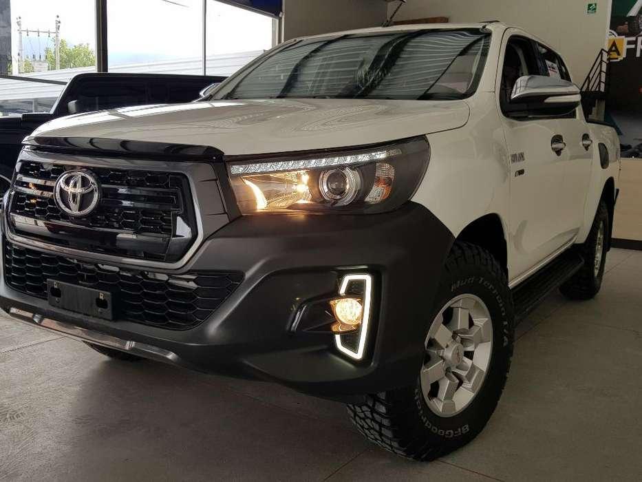 Toyota Hilux 2016 - 43000 km