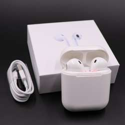 Audifonos Auriculares inalambricos  Airpods Bluetooth 4.2 Iphone Android Nuevo