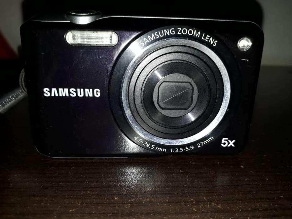 Vendo cmara Samsung ES65 excelente estado