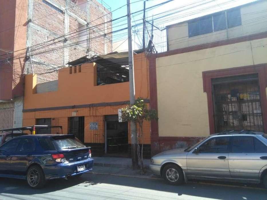 !ATENCIÓN¡REMATO CASA COMERCIAL 280m2 EN MIRAFLORES SEPULVEDA