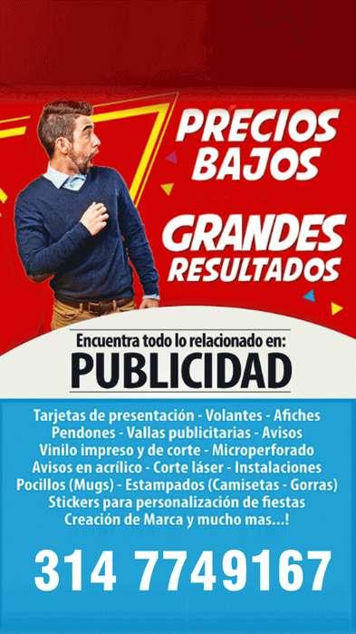 Publicidad Diseño Gráfico y Páginas Web en Santa Marta