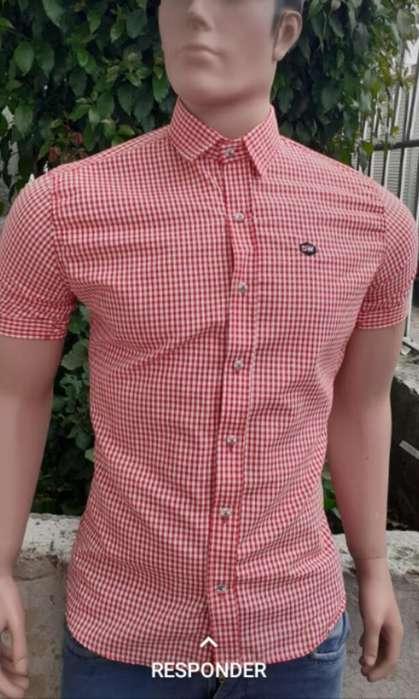 Camisas Manga Corta a 35 Mil Pesos