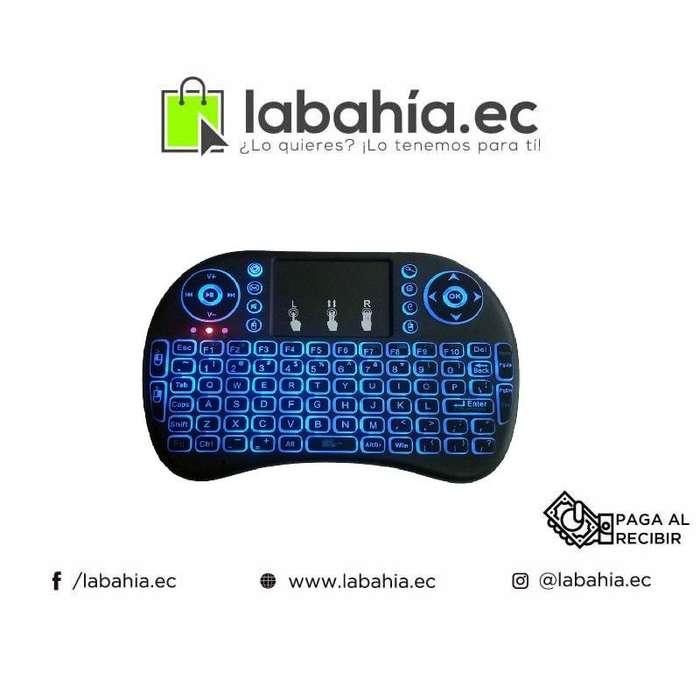 Mini Teclado Wireless Universal Smart Tv Ps4 Xbox Control