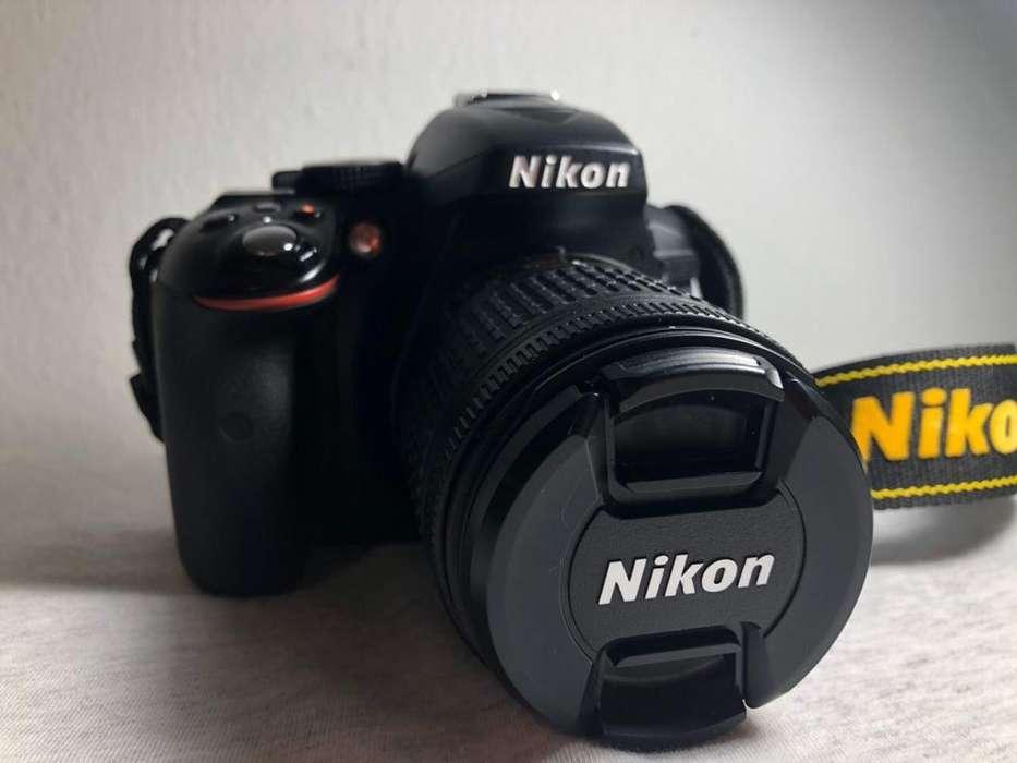 OPORTUNIDAD!!! Vendo Nikon D5300 !!!!!!!!!!