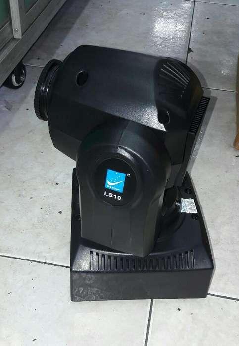 Cabeza MOVIL Robotica Ls10 BIG DIPPER