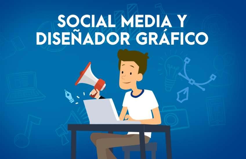 DISEÑADOR GRÁFICO Y SOCIAL MEDIA