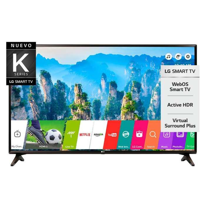 LG 43LK5700 FULL HD SMART TV 2019