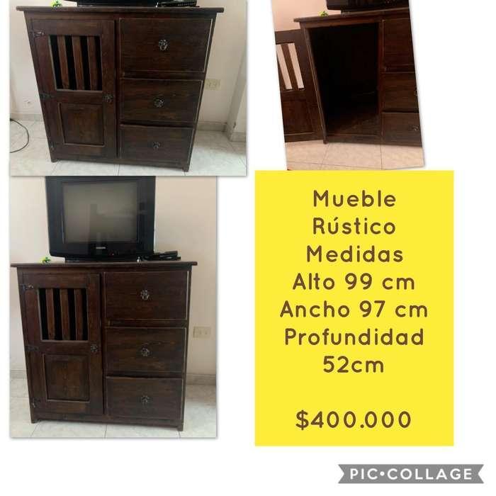 Muebles Usados Rusticos Y Madera