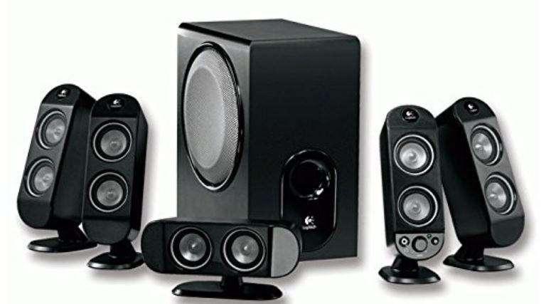 Logitech X530 5.1 Speaker System