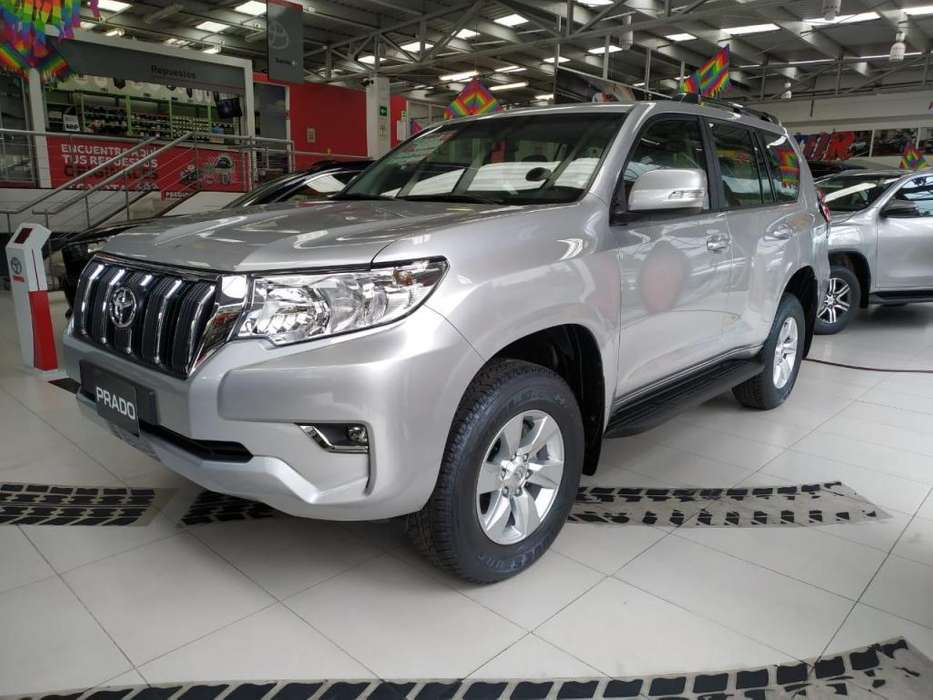 Toyota Prado 2020 - 0 km