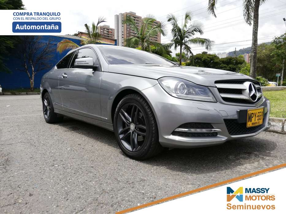 <strong>mercedes-benz</strong> Clase C 2013 - 26000 km