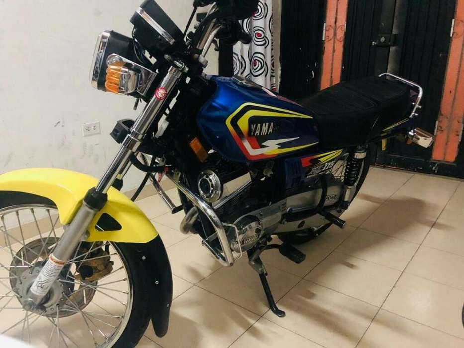 Vendo Rx 115 Modelo 2004