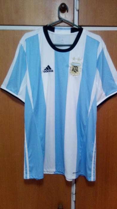 Camiseta Argentina Original Xl sin Uso