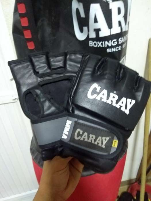 Boxeo Profesional guantes Mma Pro Caray