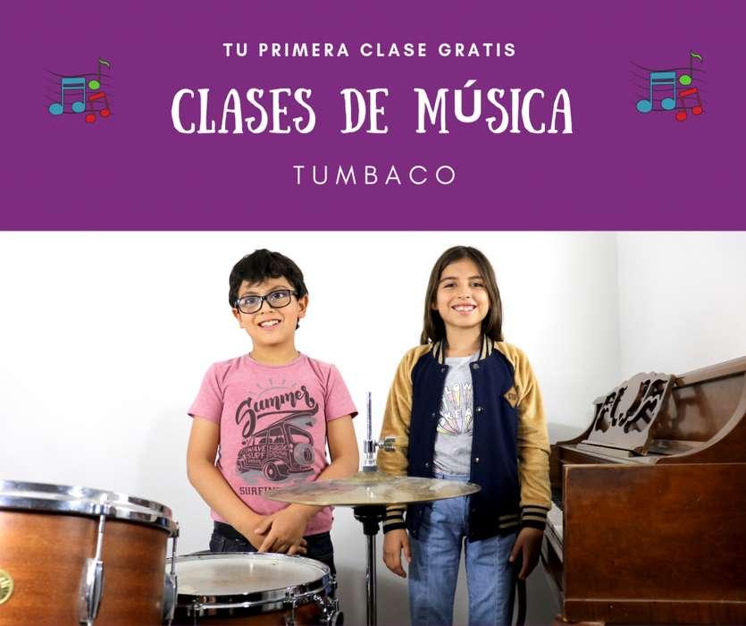 Clases de Música - Tumbaco