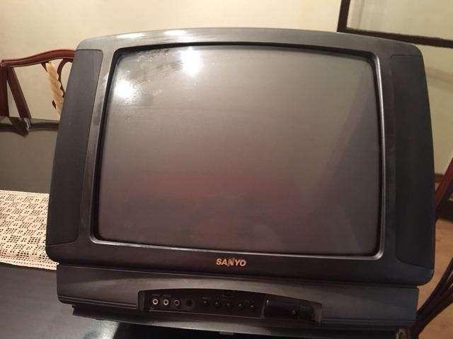 Vendo tv Sanyo con control
