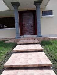 Vendo casa con terreno en Alangasi Los Chillos