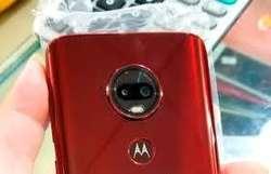 Motorola Moto G7 Plus 64gb 4gb Ram Sellado Libre Efectivo/Capital Federal