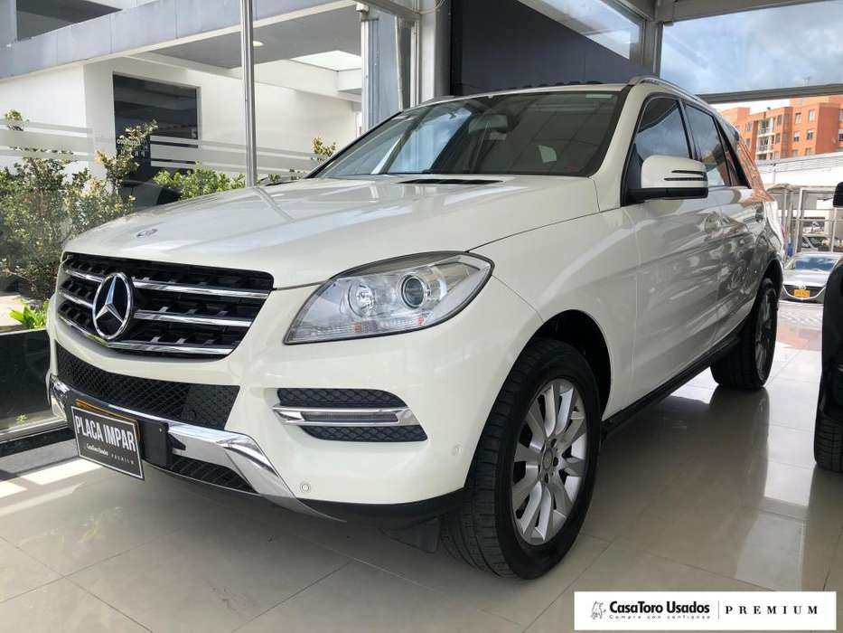 <strong>mercedes</strong>-Benz Clase ML 2013 - 68675 km