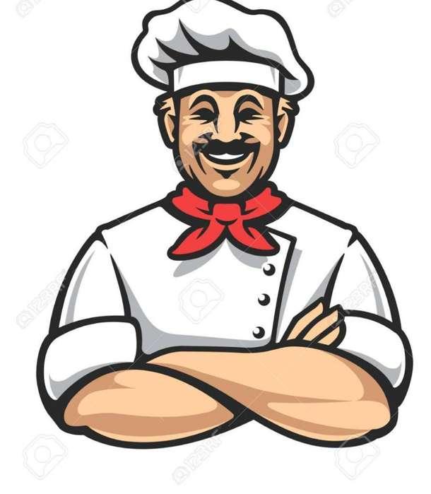 Coninero a Y Ayudante Cocina