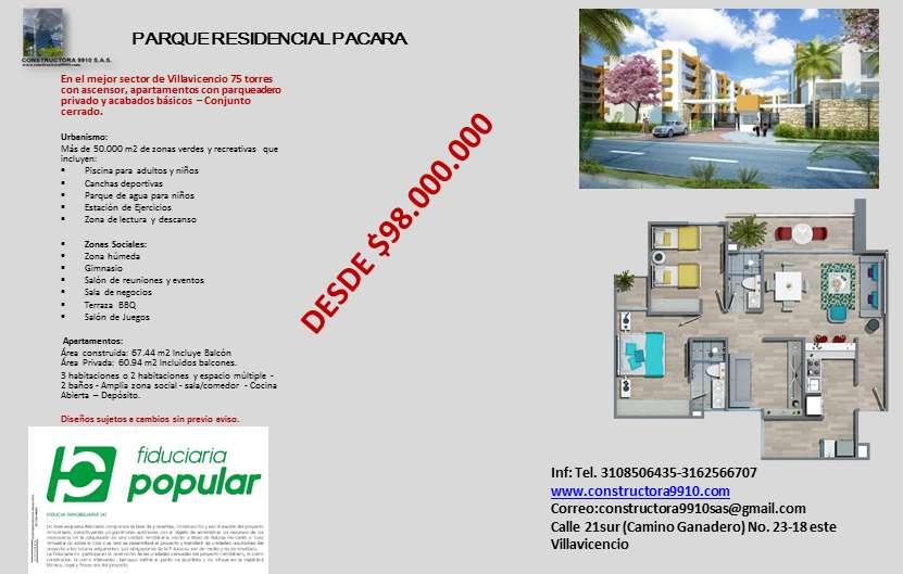 Proyecto Pacara