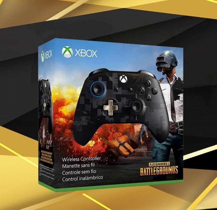 Control Xbox One Pubg
