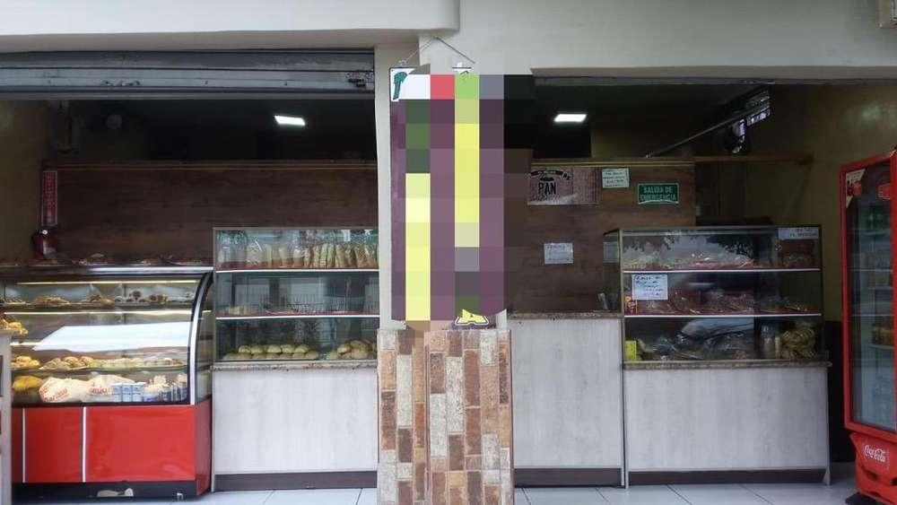 Vendo <strong>panaderia</strong> Pasteleria Zona Comercia