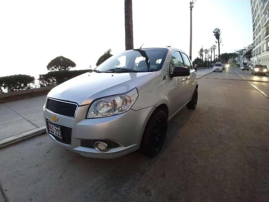 Chevrolet Aveo 2011 - 98500 km