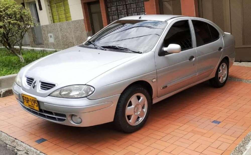 Renault Megane  2008 - 132500 km