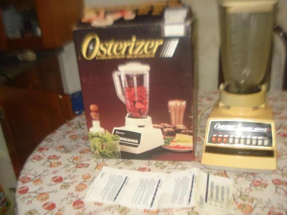<strong>licuadora</strong> Osterizer Cycle Blend En Caja Origi Exc Funcionami
