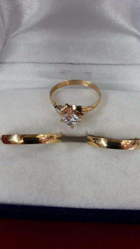 Alianzas de Casamiento Oro 18k