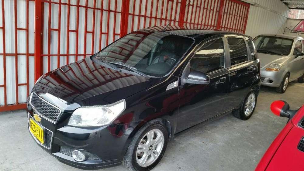Chevrolet Aveo 2010 - 83000 km