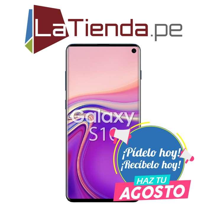 Samsung Galaxy S10 Cámara Frontal 10 MP