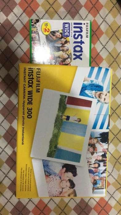 Camara Fujifilm Instax Wide 300