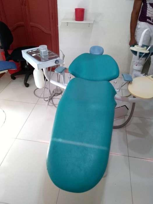 Unidad Odontológica Compresor
