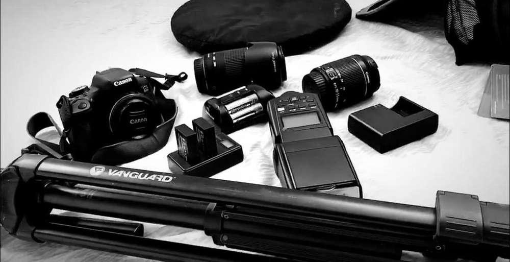 Camara Profesional Canon T6I