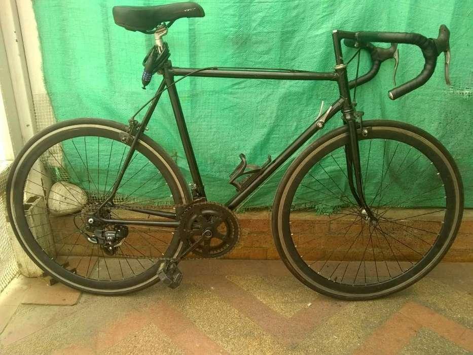 Bicicleta Semicarrera