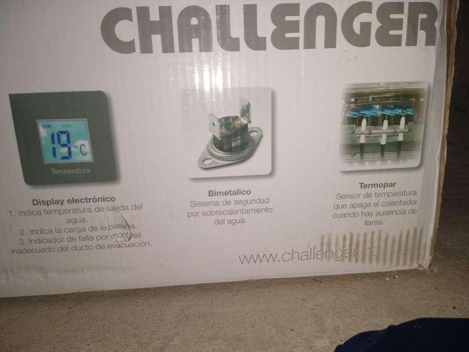 Calentador de Agua 12 Lts X Min