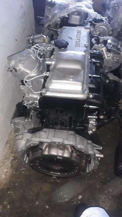 MOTOR DISEL // TOYOTTA 15B