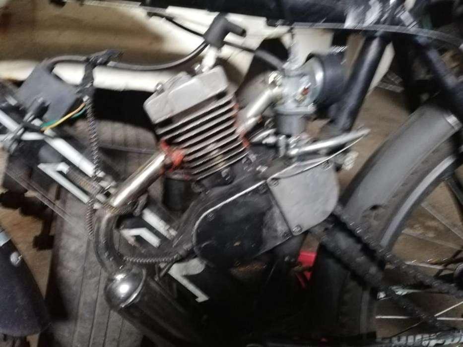 Cicla Moto bn Estado