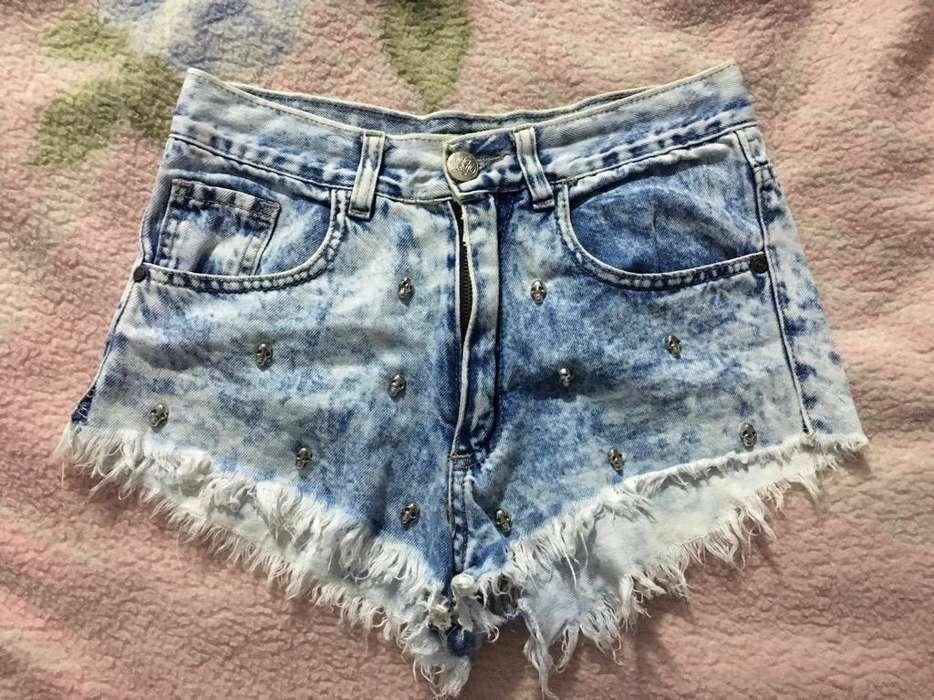 Short Jean 38