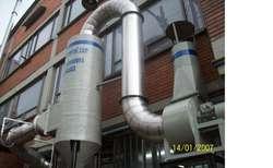 Colectores Polvo Industriales, Proyectos Control Ambiental