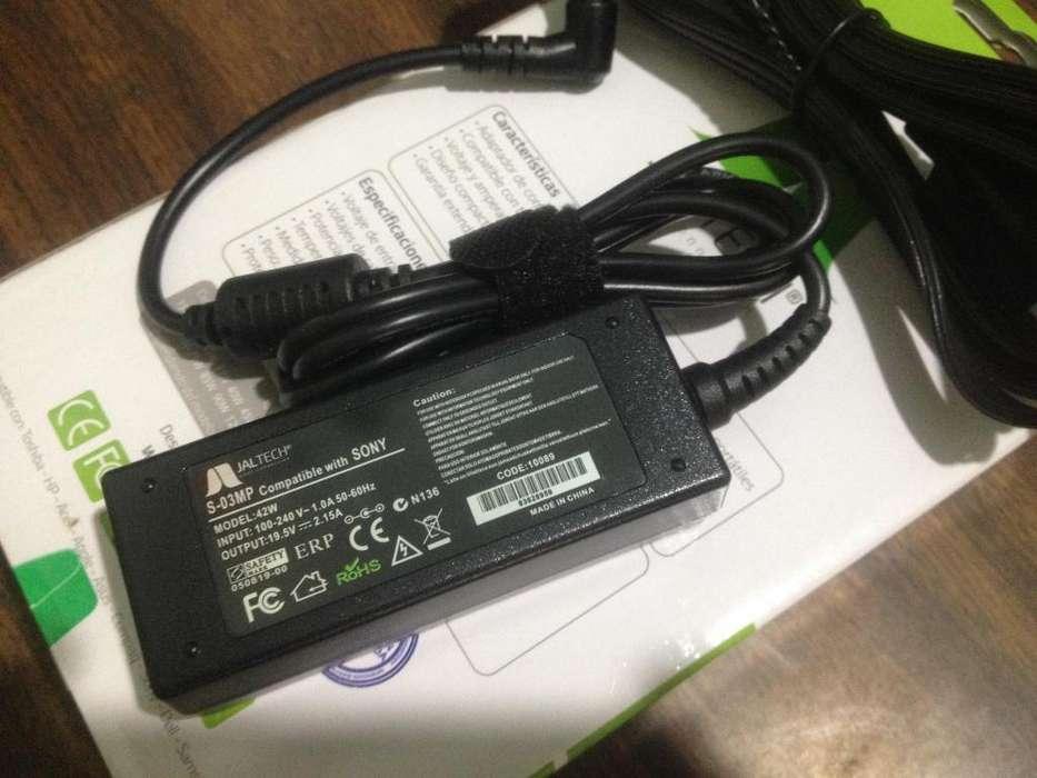 Cargador Para Portatil Sony Vaio 19 V 2.15 A