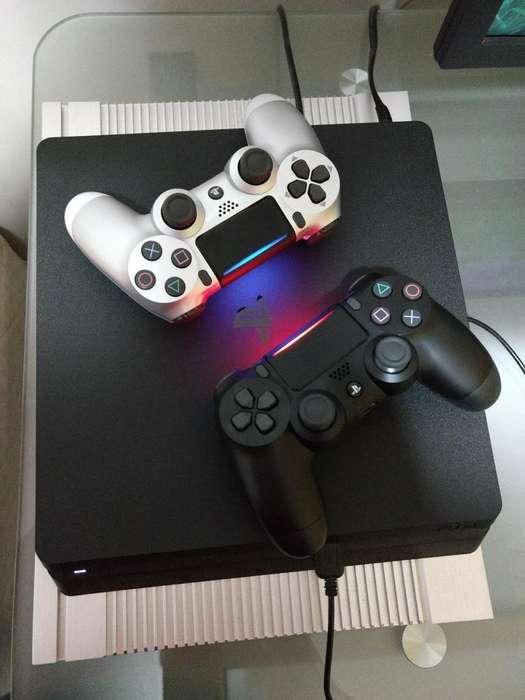 Vendo Play Station 4 Ps4 20 Juegos Plus